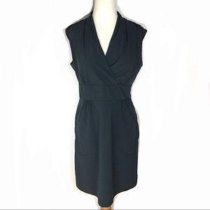 Athleta | Grey Athletic Summer Dress Pockets 8